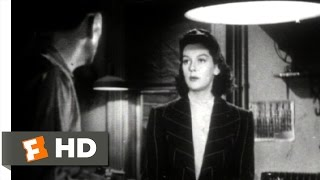 His Girl Friday (1940) - Not Afraid to Die Scene (8/12) | Movieclips