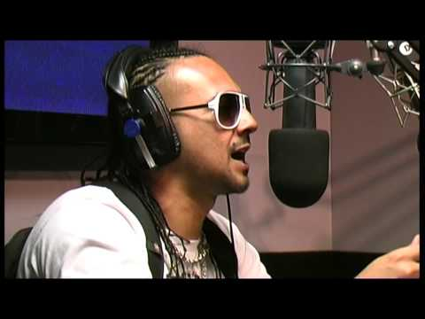 Goldfinger - Sean Paul *HOT EXCLUSIVE* freestyle Radio 1
