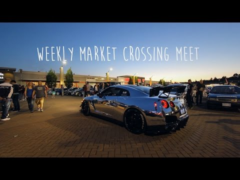Insane Weekly Vancouver Car Meet