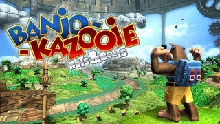 Banjo Kazooie: Nuts & Bolts - Banjo Threeie