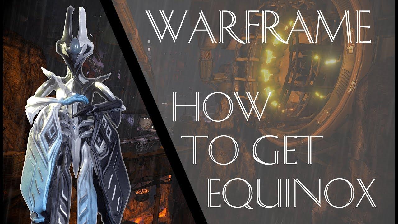 warframe how to get night equinox