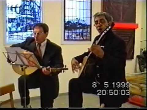 Stuttgart Kultur aus aller welt-Konzert von Talat . A .Lübeck Deutschland.