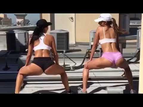 Melissa Riso Twerking Video