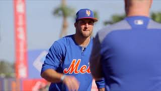 Here's how Tim Tebow can make the New York Mets roster