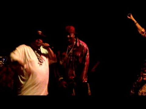 Slum The Resident and Cappadonna (WuTang) at The Terrace
