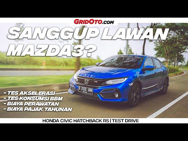 Honda Civic Hatchback RS | Test Drive | GridOto