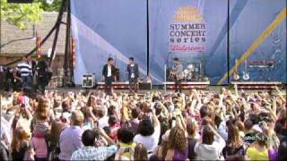 Jonas Brothers on GMA -  Please be mine May21,2010