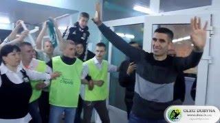 """Прощання Арменда Даллку з вболівальниками """"Ворскли"""" (Armend Dallku says goodbye to fans Poltava)"""