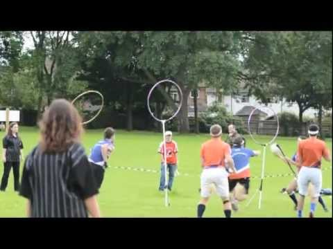 Quidditch Expo: Summer Olympics, Oxford (2012)