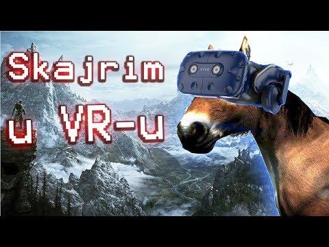 Skyrim u Virtuelnoj Realnosti! thumbnail