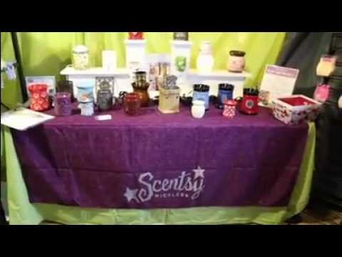 How We Set Up Our Scentsy Events YouTube