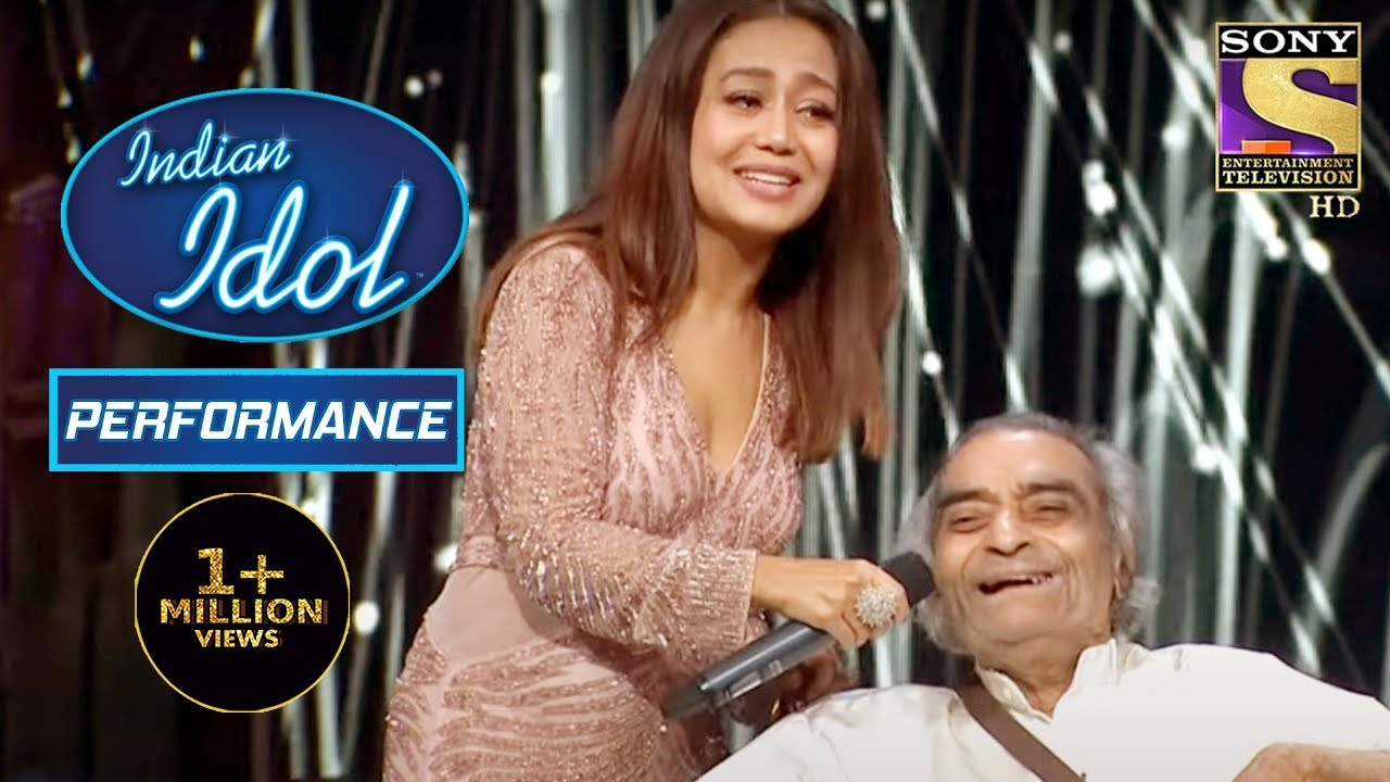 Download Santosh Anand Ji को Neha ने किया एक Song Dedicate | Indian Idol Season 12