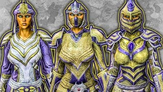 6. Redguard Weapon and Armor Style - Elder Scrolls Online
