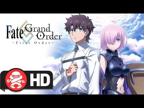 Fate/grand Order - First Order - Official Trailer