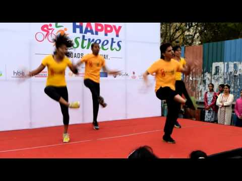 8 COUNTS at HAPPY STREETS Hyderabad (Chiki Party,...