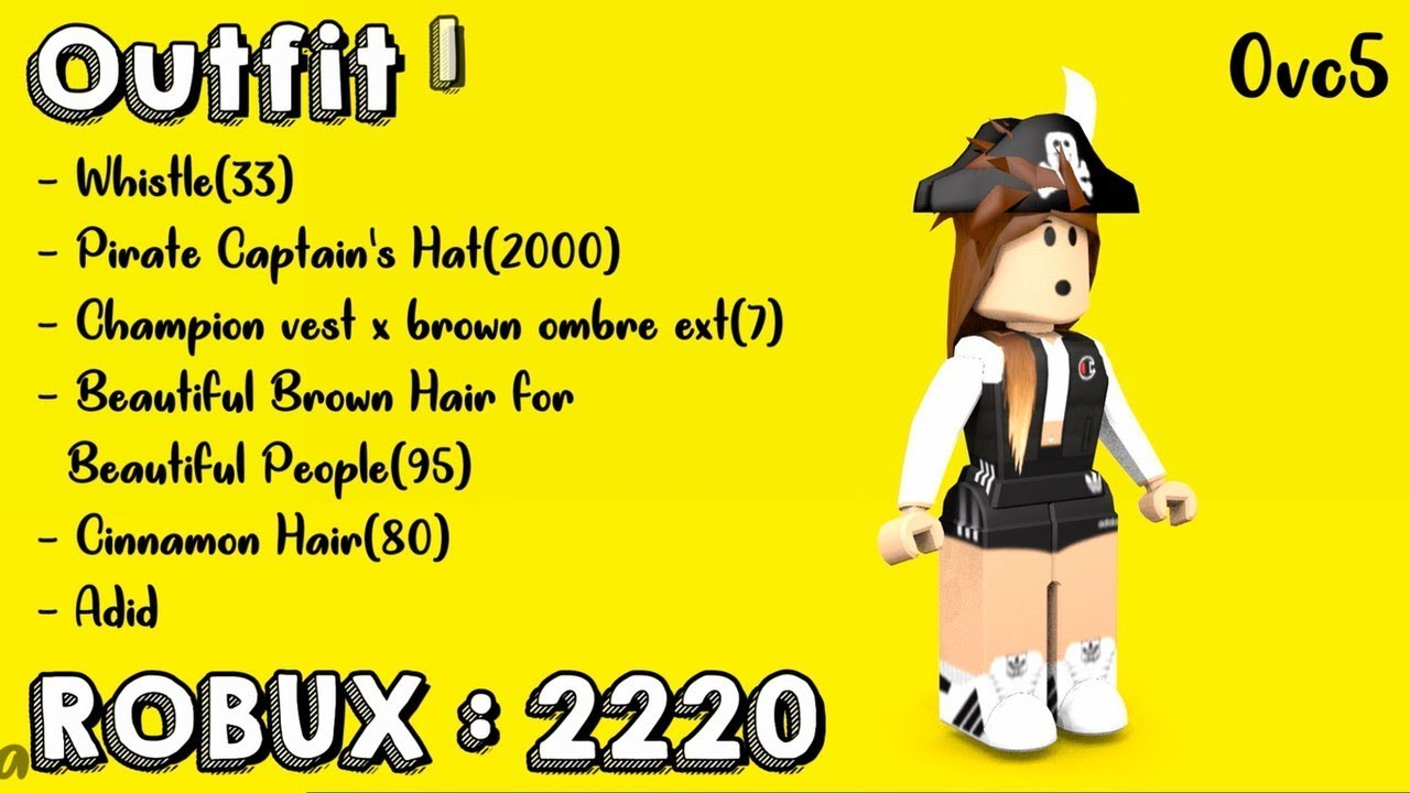 50 Awesome Roblox Fan Outfits By Gabby - beautiful browm hair for beautiful people roblox code