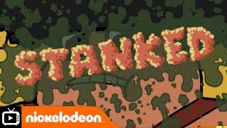 Breadwinners | Fart Montage | Nickelodeon UK