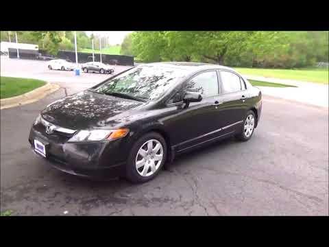 Used 2007 Honda Civic Sedan LX for sale at Honda Cars of Bellevue...an Omaha Honda Dealer!
