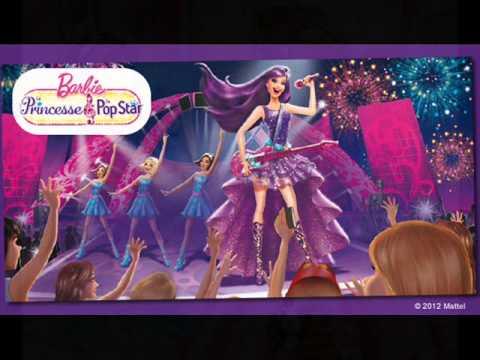 Barbie Princess and The Pop-Star - Ας Ήμουν Σαν Κι Αυτή on Greek