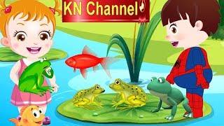 Hoạt hình KN Channel BÉ NA LẦN ĐẦU NÓI DỐI MẸ SỰ BIẾN ĐỔI CỦA ẾCH   Hoạt hình Việt Nam