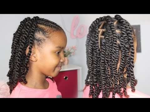 Braids Twists Cute Easy Protective Style Natural Hair For