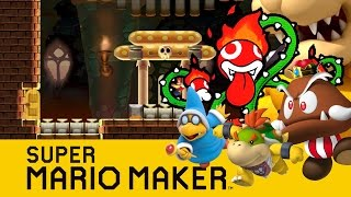 Super Mario Maker : Bowser