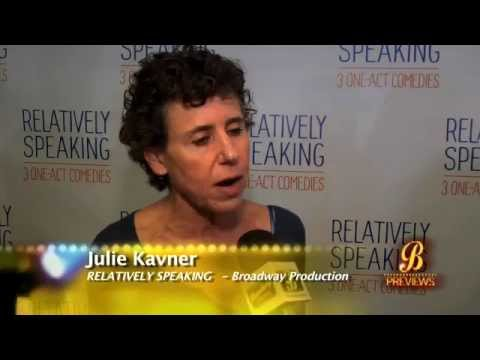 Relatively Speaking Press Junket