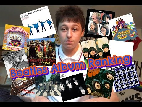 Albums Ranked: The Beatles