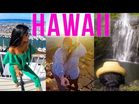 Hawaii Travel Guide | Maui & Oahu | With my Husband! #irenesarahtravels