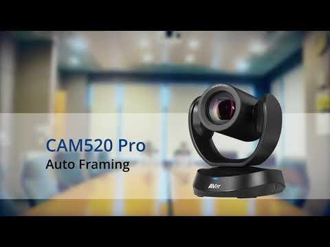Quality Video | CAM520 Pro-SmartFrame