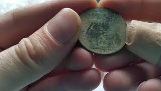 Westminster tin 1 of 3 old coins and interesting finds