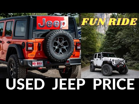 Shopping For Used Car In Canada....Used Jeep Price By Canadadarshan1000