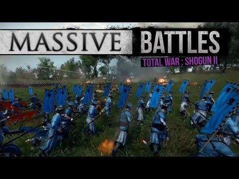 The Great Gatling Gun Defense - 4k vs 15k troops (Massive Battles)