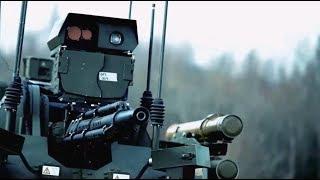 Боевые роботы и «Терминатор»: какие новинки покажут на параде Победы