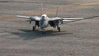 RC F-14 TomCat Turbine Jet