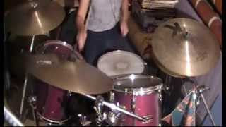 Procol Harum - A Whiter Shade Of Pale - Drum Cover