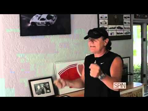 At Home with ACDC's Brian Johnson
