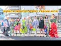 Avant-Garde Japanese Street Fashion Show in Harajuku - NEOproduction