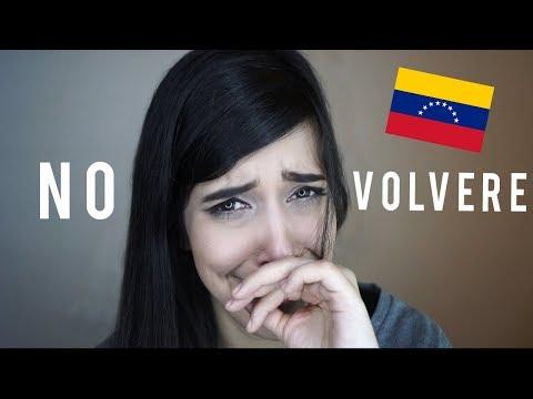 NO VOLVERE A VENEZUELA POR ESTA RAZON....