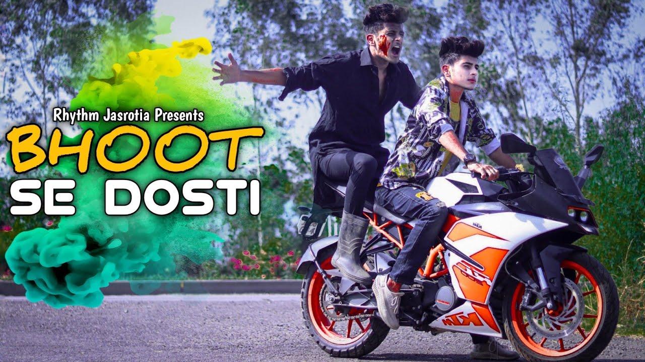 Bhoot Se Dosti | Ghar Mein Bhoot |Horror Stories | Hindi Moral Stories | Rhythm Jasrotia