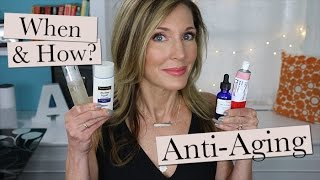 When & How To Start Anti-Aging Skincare