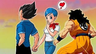 How Bulma Seduced Vegeta