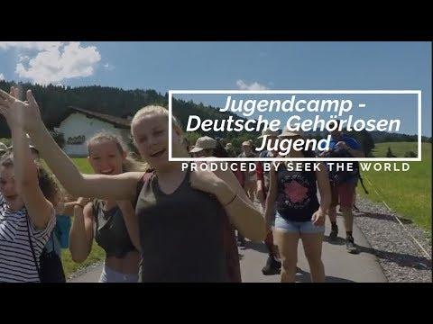 (Germany's YLC): Jugendcamp - Deutsche Gehörlosen Jugend