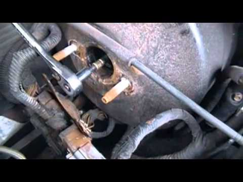 Ford Brake Booster Pushrod Length Adjustment  YouTube