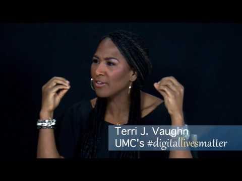 DigitalLivesMatter Director Terri J. Vaughn