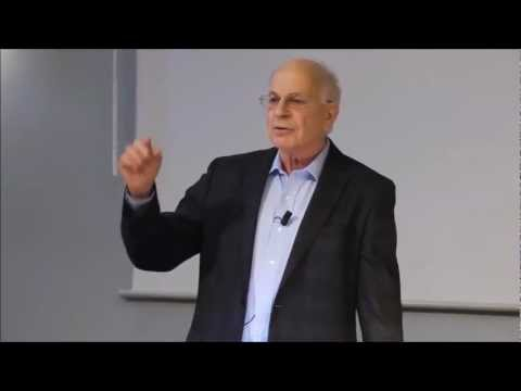 "(1/3) Daniel Kahneman ""Thinking fast and slow"" - 26 oct 2012 - PSE, Flammarion, Cepremap"