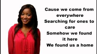 Keke Palmer - We Are (Family) Studio Version