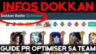 DOKKAN BATTLE OPTIMIZER, le site indispensable !