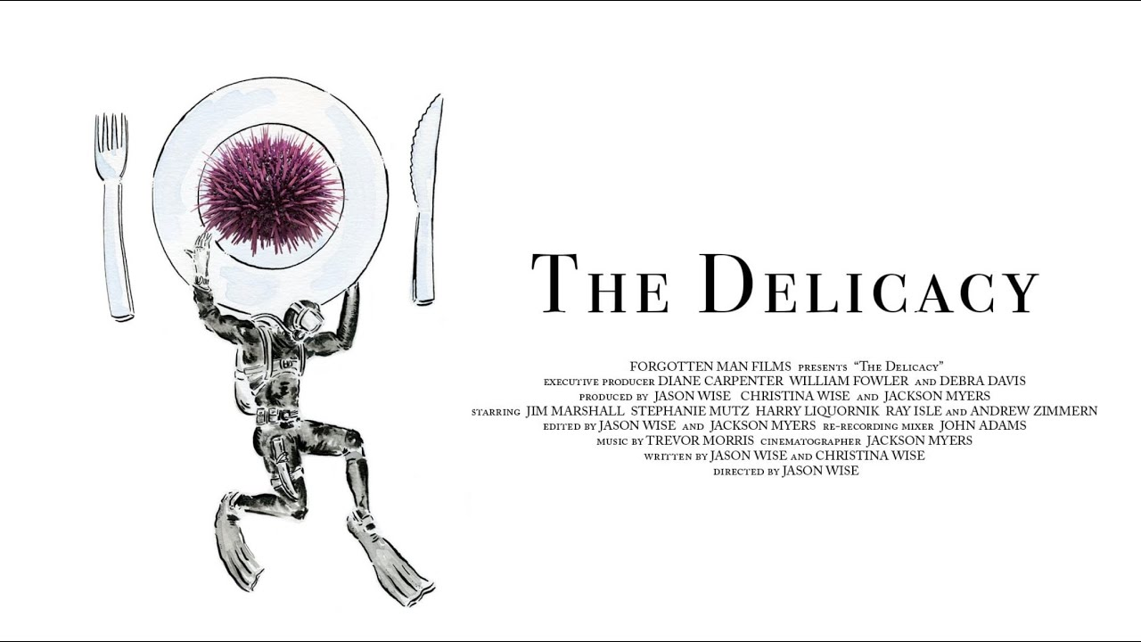 Trailer for The Delicacy