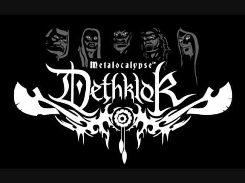 Dethklok - Fun on a Weekend in Syria (instrumental)